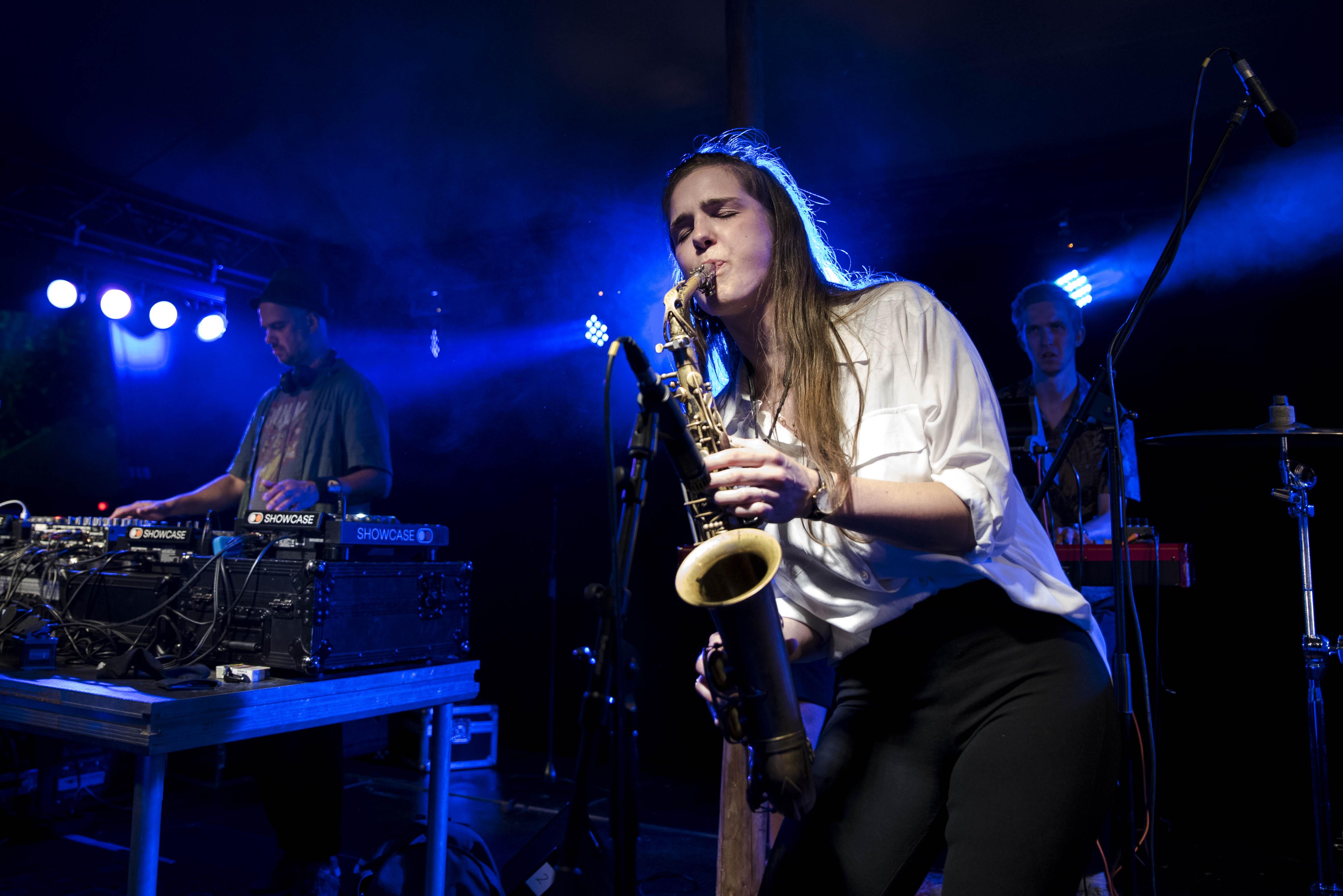 Otis x Brebl // Wicked Jazz Sounds x Kika Sprangers x Daniël van der Duim