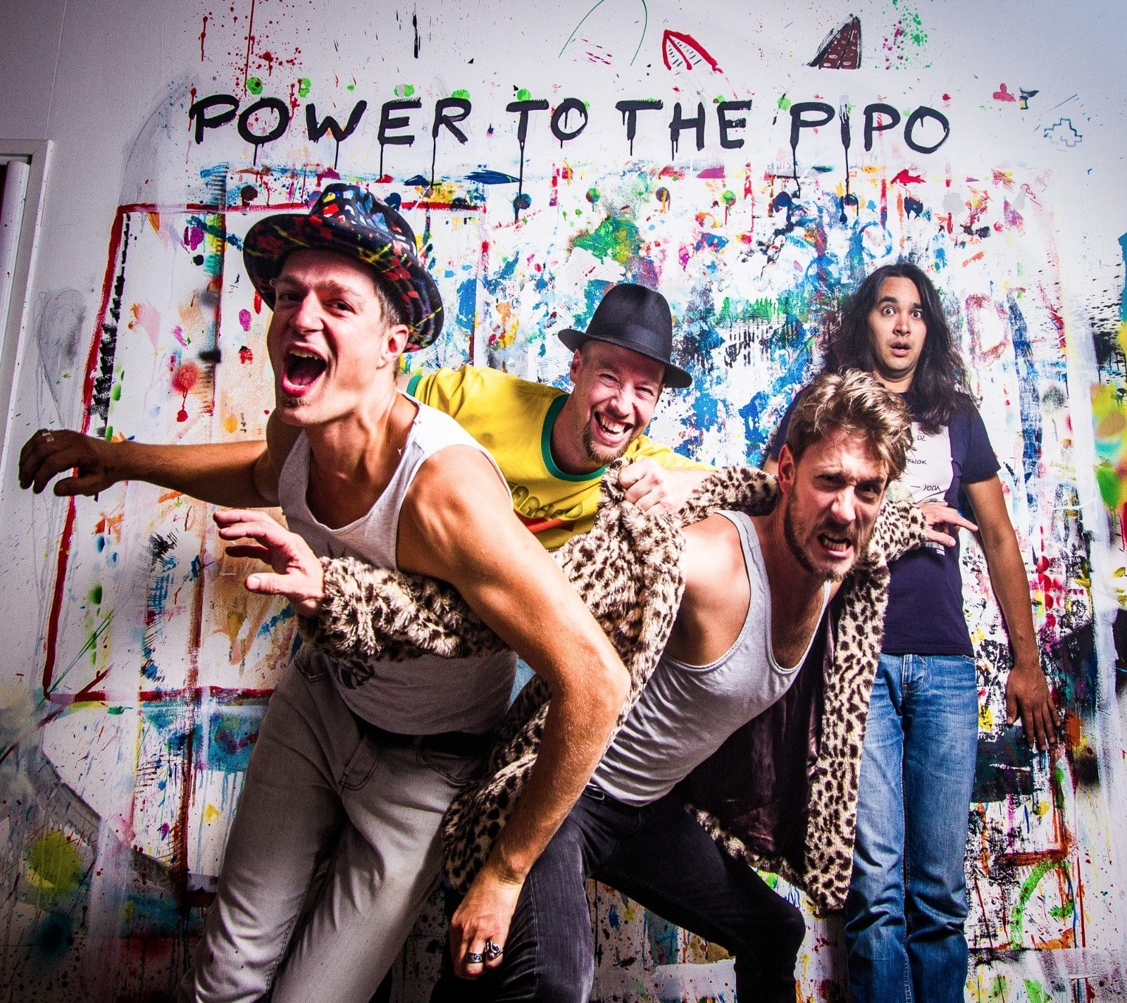 Otis x Brebl // Power to the Pipo x Thijs Schrijnemakers