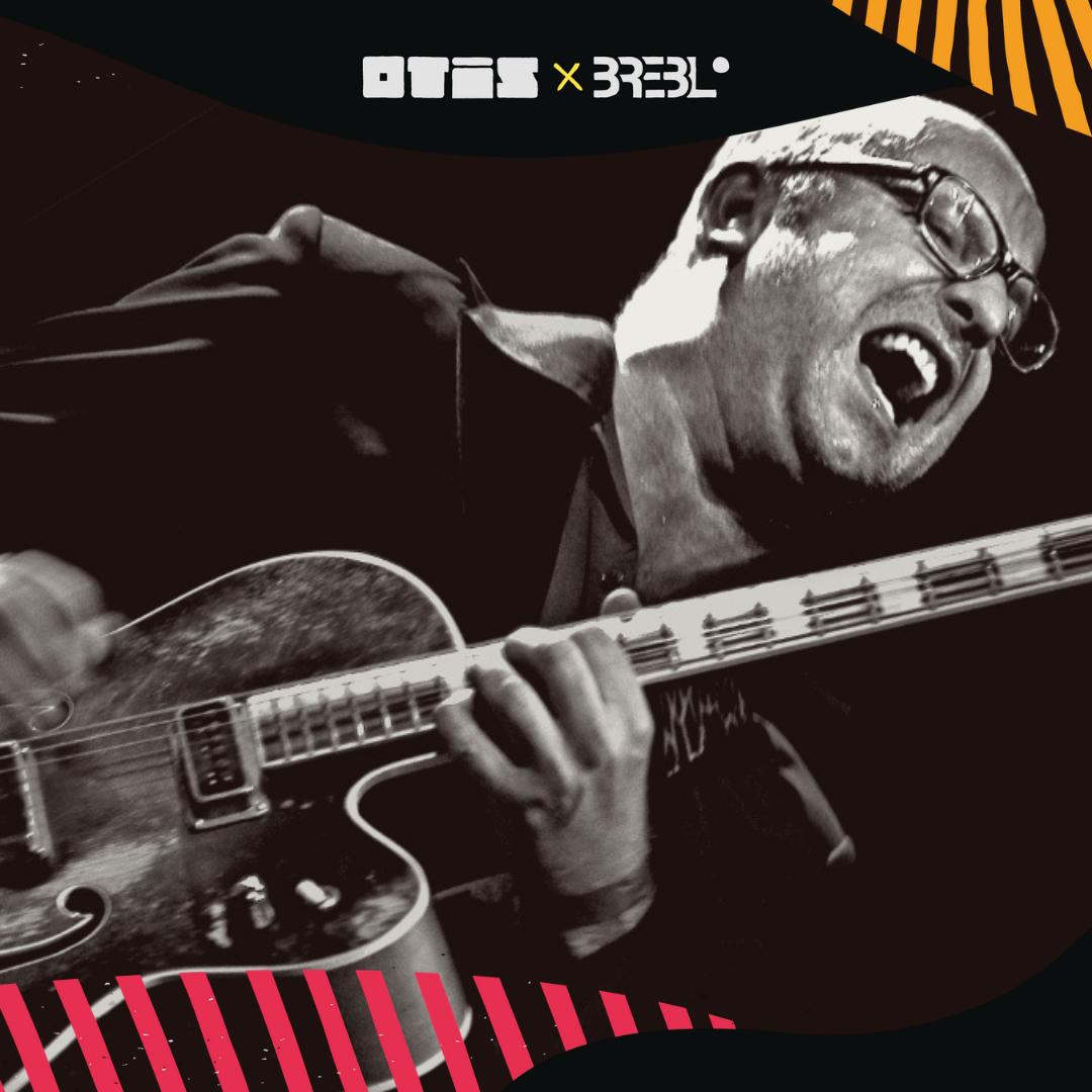 Otis x Brebl // Jazz Republic Sessions ft. Anton Goudsmit (Uitverkocht)